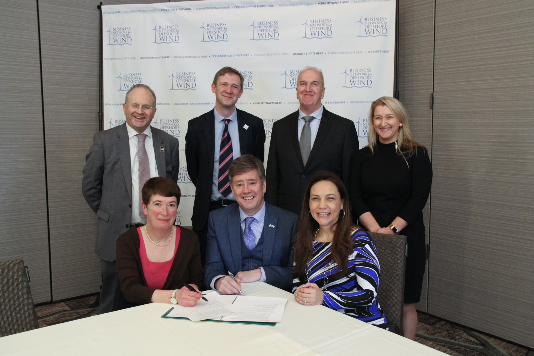 AREG signs MoU to share learnings with US offshore wind organisation