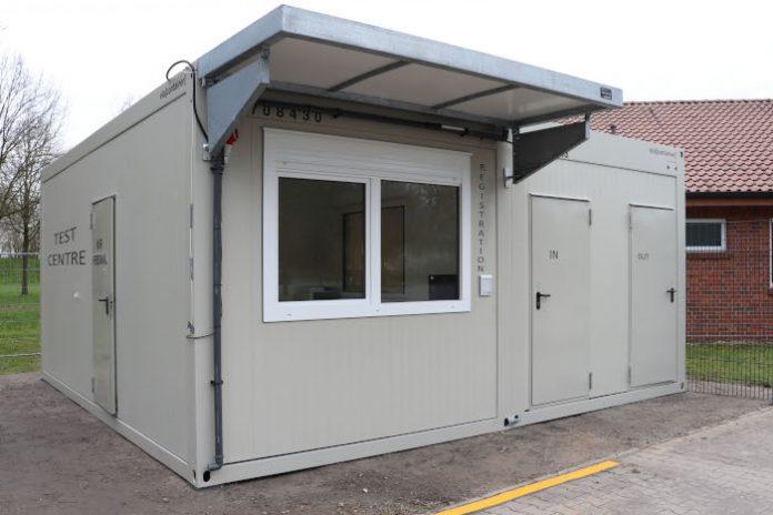 MEMBER NEWS: SSI Partners with Texo to provide coronavirus screening stations