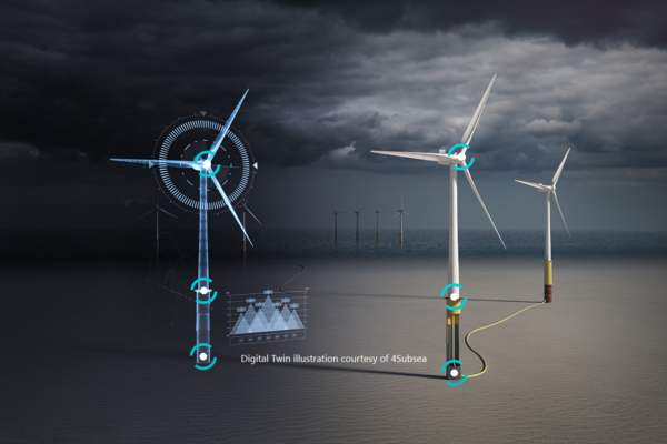 4Subsea - Offshore Wind Digital Twins
