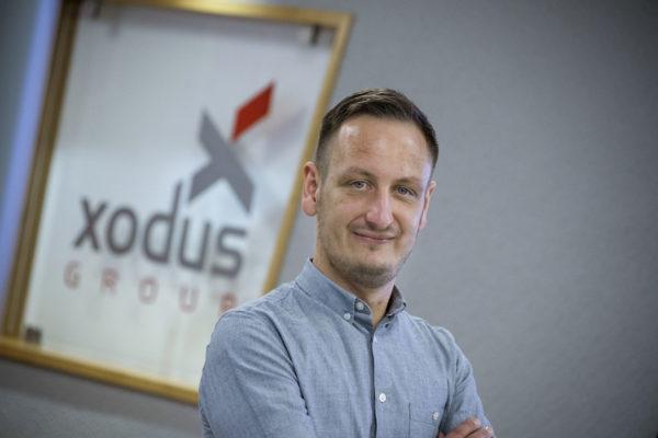 Scott Hamilton, Renewables Division Manager at Xodus