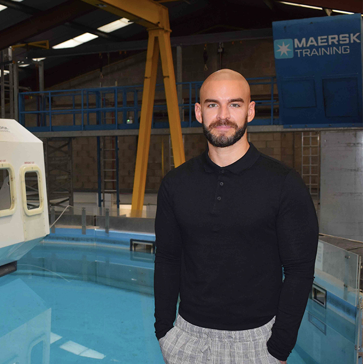 MEMBER NEWS: Maersk Training invests seven figures into Aberdeen