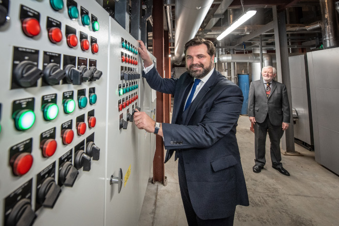 MEMBER NEWS: School set to slash carbon footprint after connecting to district heat network