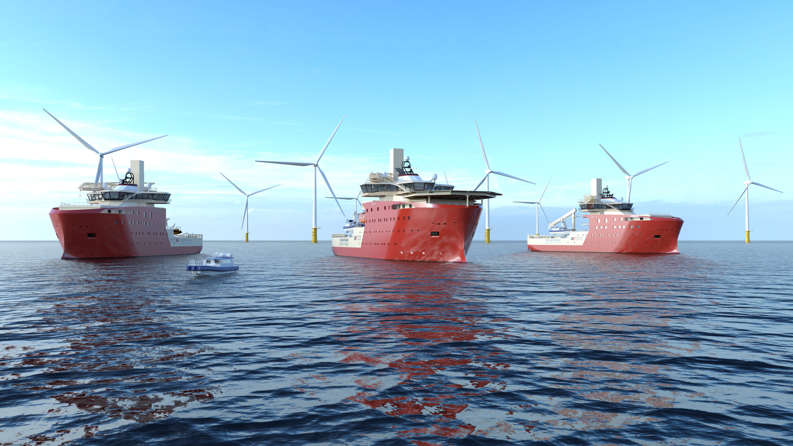 INDUSTRY NEWS: Aberdeen's North Star Renewables to design and deliver service vessel fleet for Dogger Bank Wind Farm