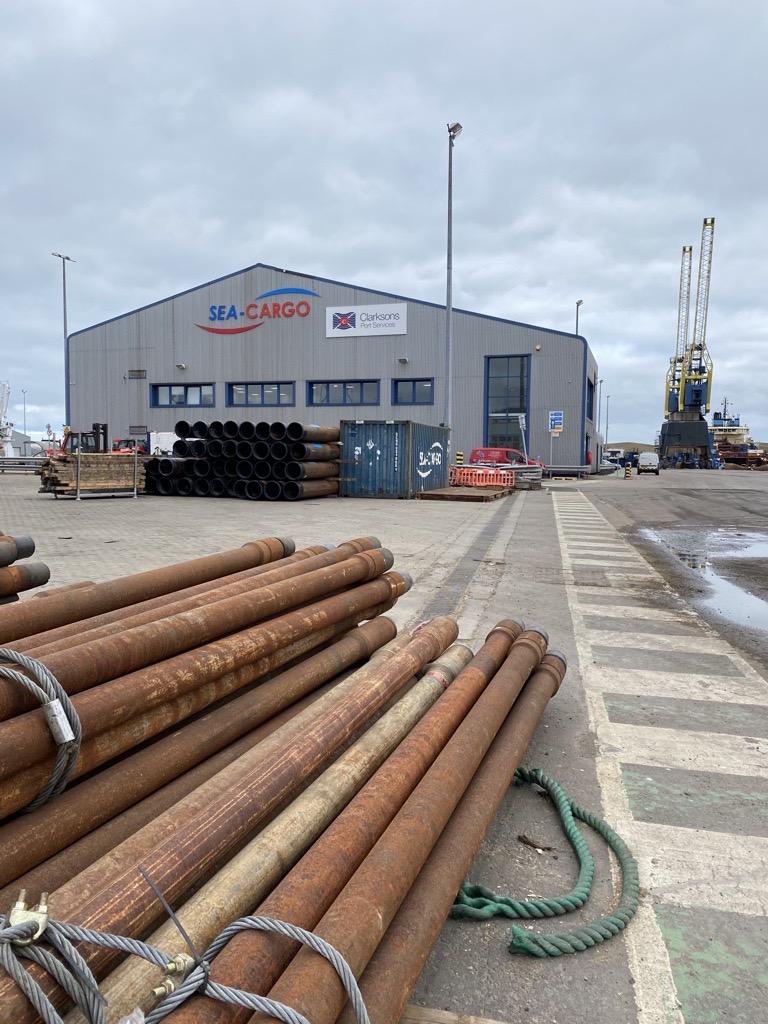 MEMBER NEWS: Clarksons Port Services Unveils Quayside Premises