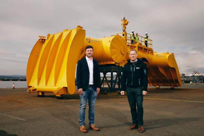 MEMBER NEWS: Mocean Energy unveils wave energy prototype