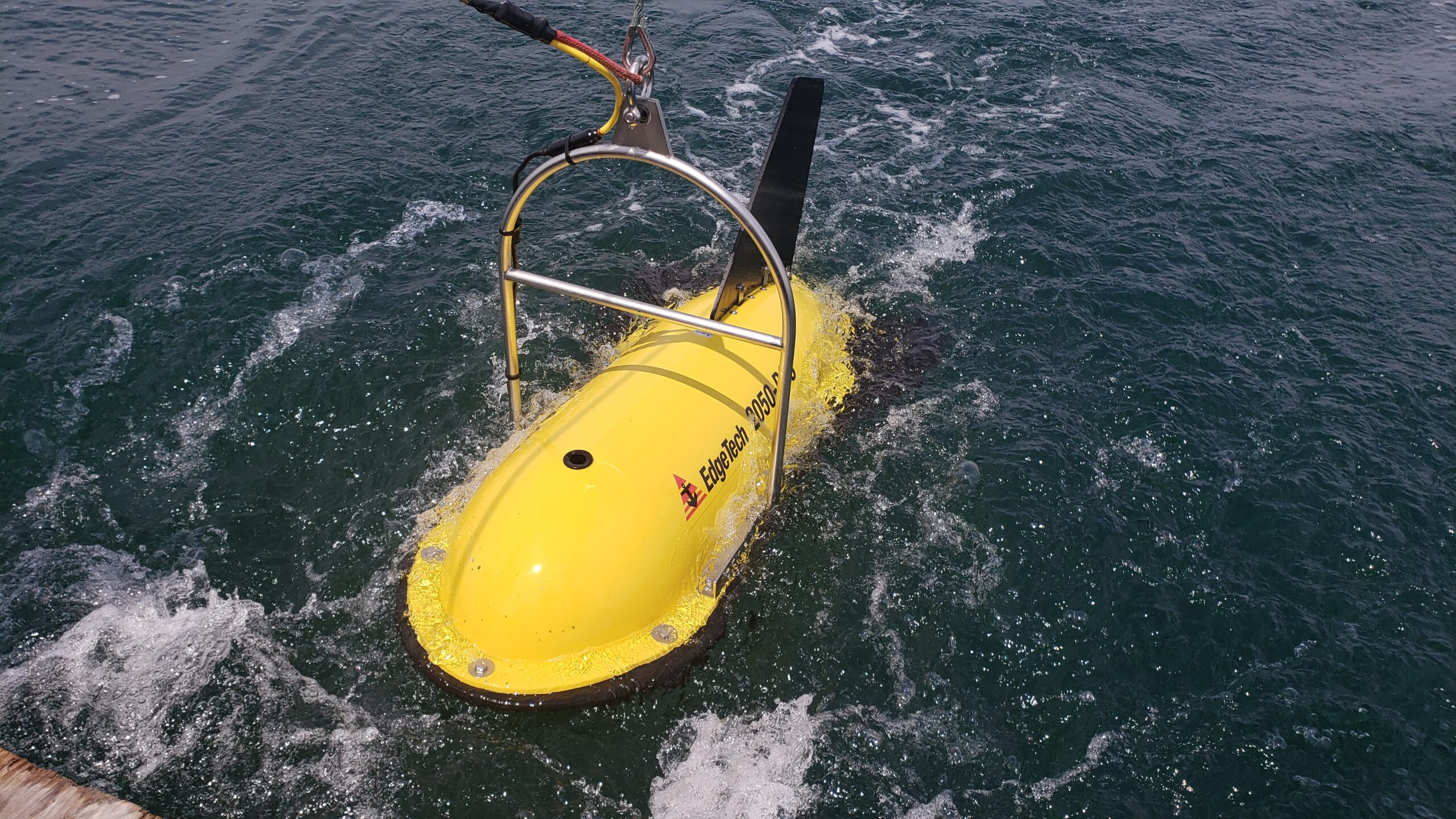 MEMBER NEWS: Ashtead Technology invests over £1m in new EdgeTech sonar technology