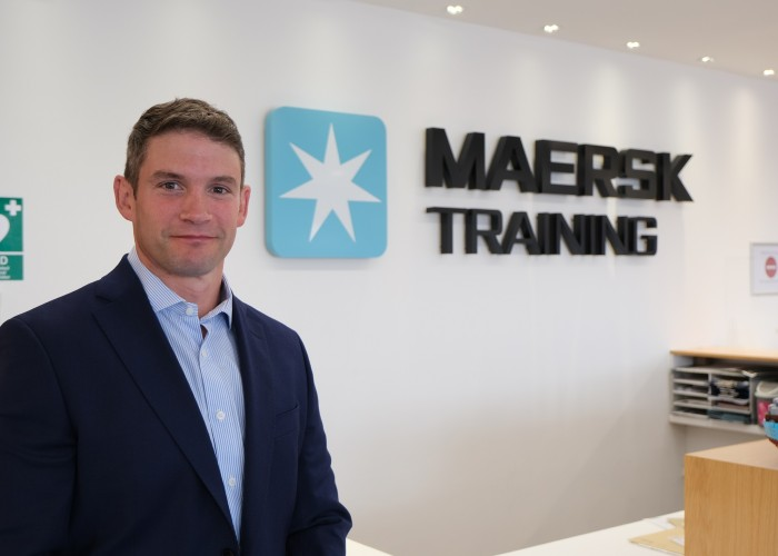 MEMBER NEWS: Maersk Training appoints new UK head of commercial