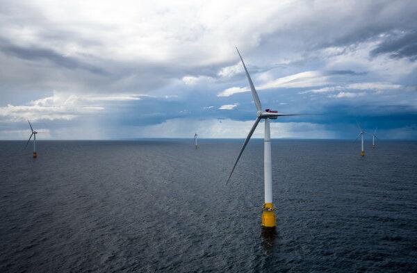 Equinor wind farm