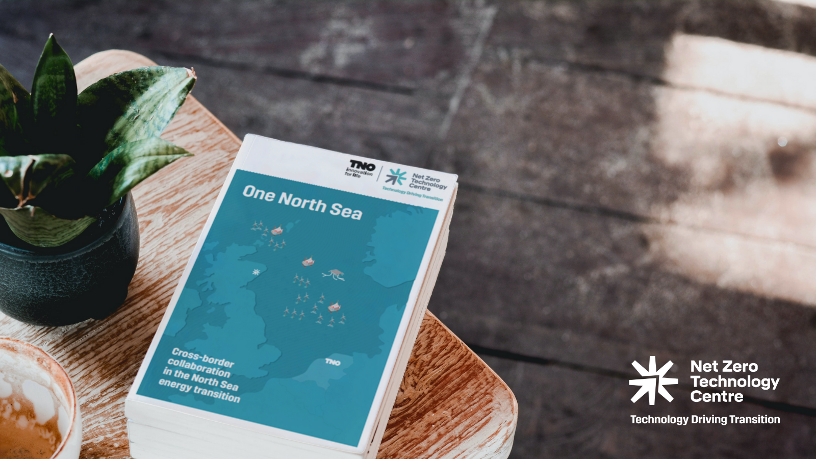 MEMBER NEWS: The Net Zero Technology Centre and TNO launch flagship database to share North Sea resources