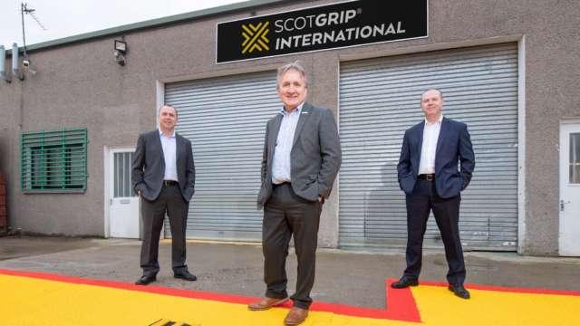 MEMBER NEWS: SCOTGRIP INTERNATIONAL partners with Craig International