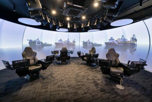 National Decommissioning Centre simulator