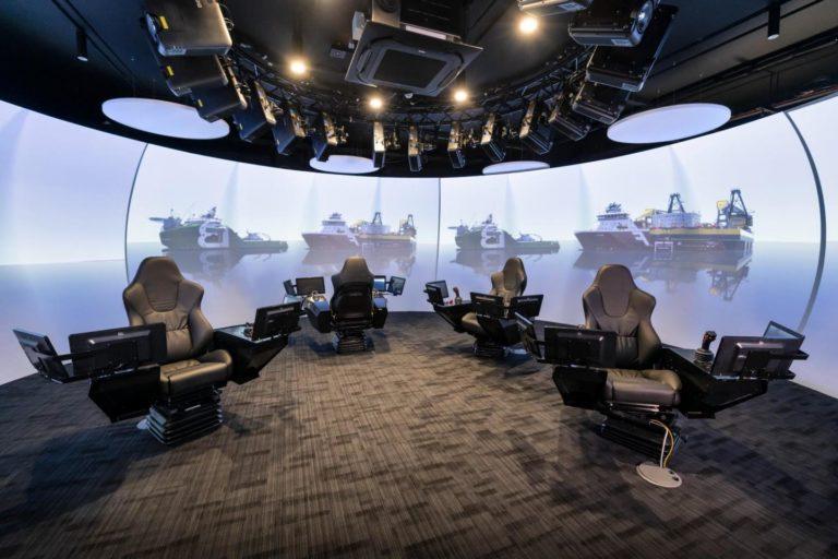 MEMBER NEWS: Aberdeen Uni and NZTC unveil £1.6m simulator to 'transform' North Sea decommissioning