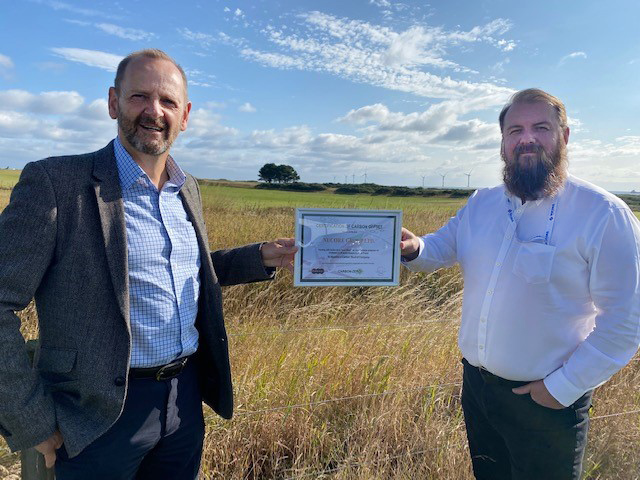 MEMBER NEWS: Nucore Group accredited as a carbon neutral business