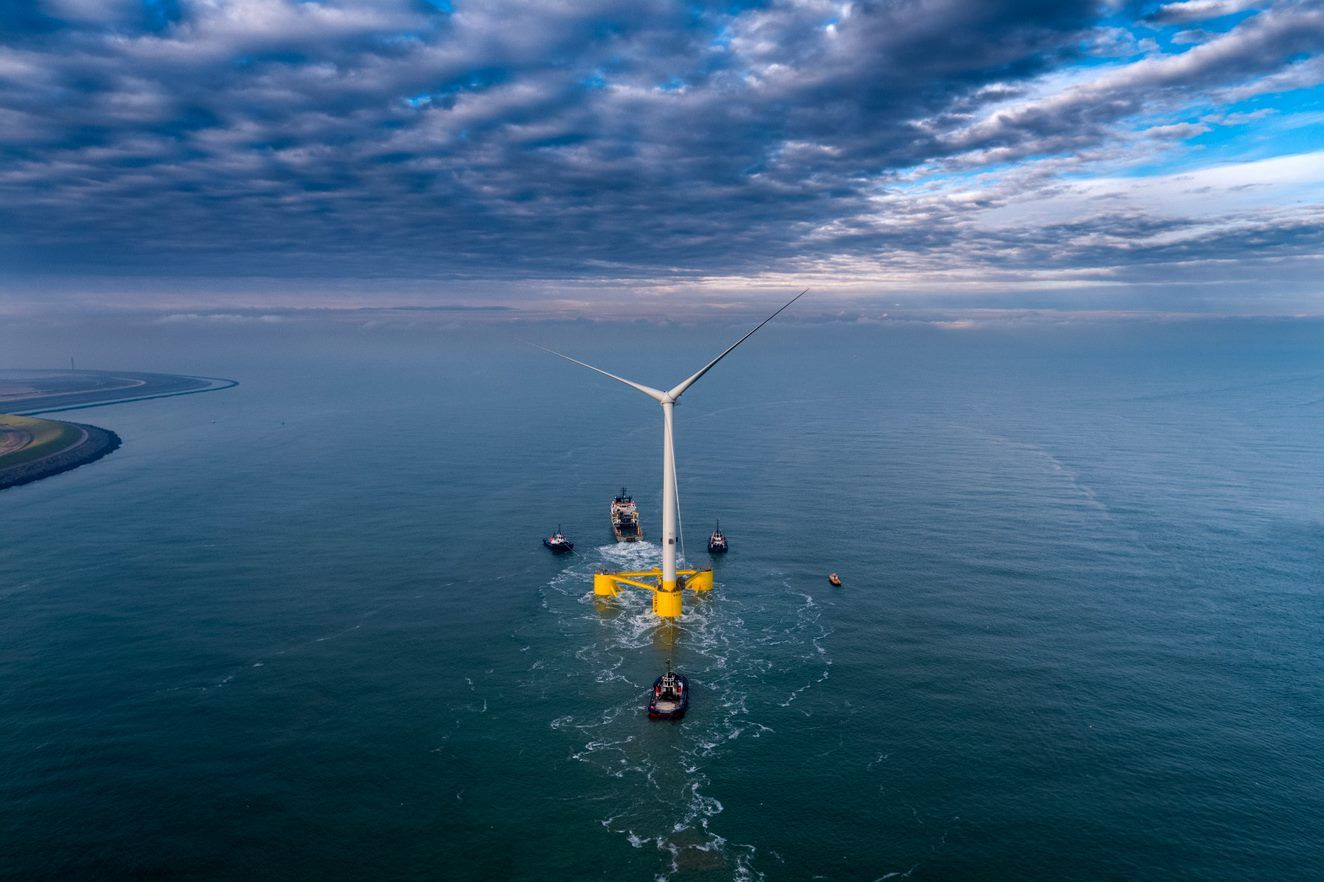 MEMBER NEWS: W3G Marine supports delivery of the world's largest offshore floating wind farm